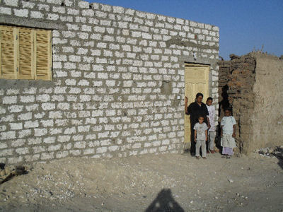 New house built by Little Stars Supporter