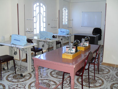 Training Centre Sewing Class